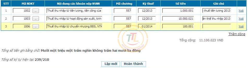 hướng dẫn đăng ký nộp thuế online