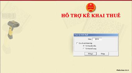 huong dan nop le phi mon bai online