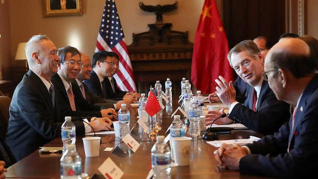 Mỹ và Trung Quốc