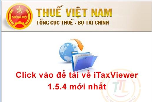 iTaxViewer Phần mềm hỗ trợ đọc file xml từ htkk